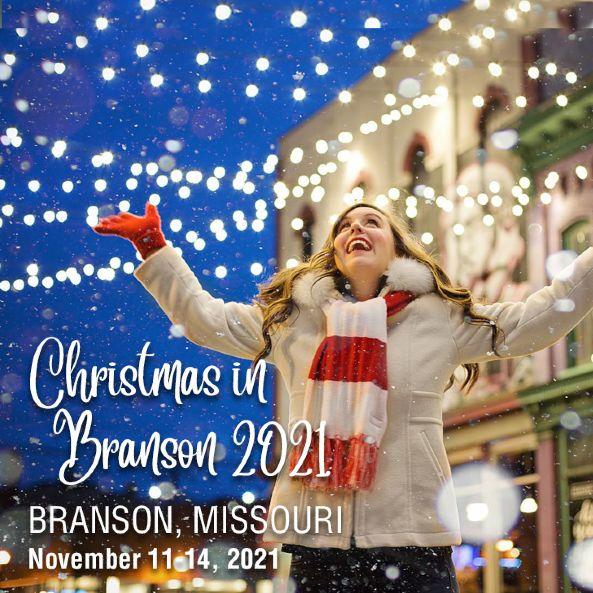LaMere Family Travel Coralville Iowa City Christmas in Branson 2021
