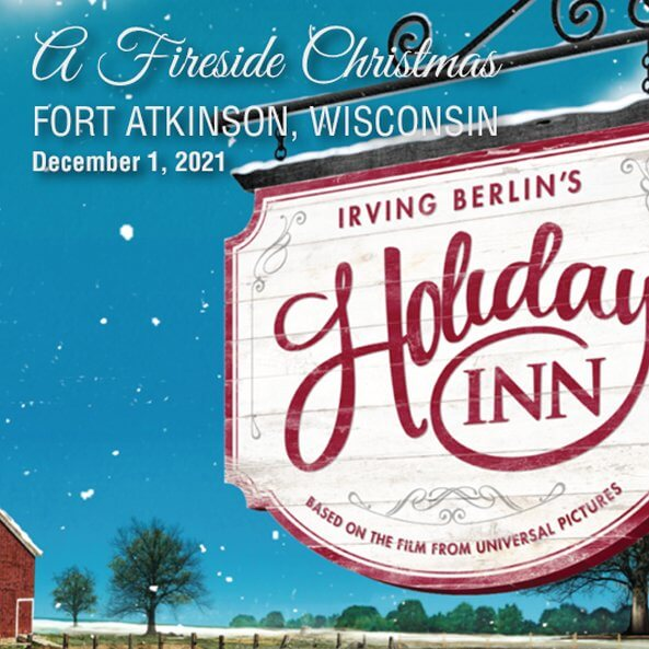 LaMere Family Travel Coralville Iowa City Fireside Christmas 2021