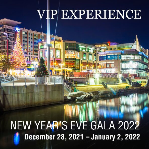 LaMere Family Travel Coralville Iowa City New Years Eve Gala 2022